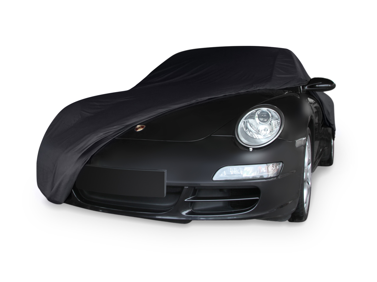 soft indoor car cover autoabdeckung f r porsche 911 turbo. Black Bedroom Furniture Sets. Home Design Ideas