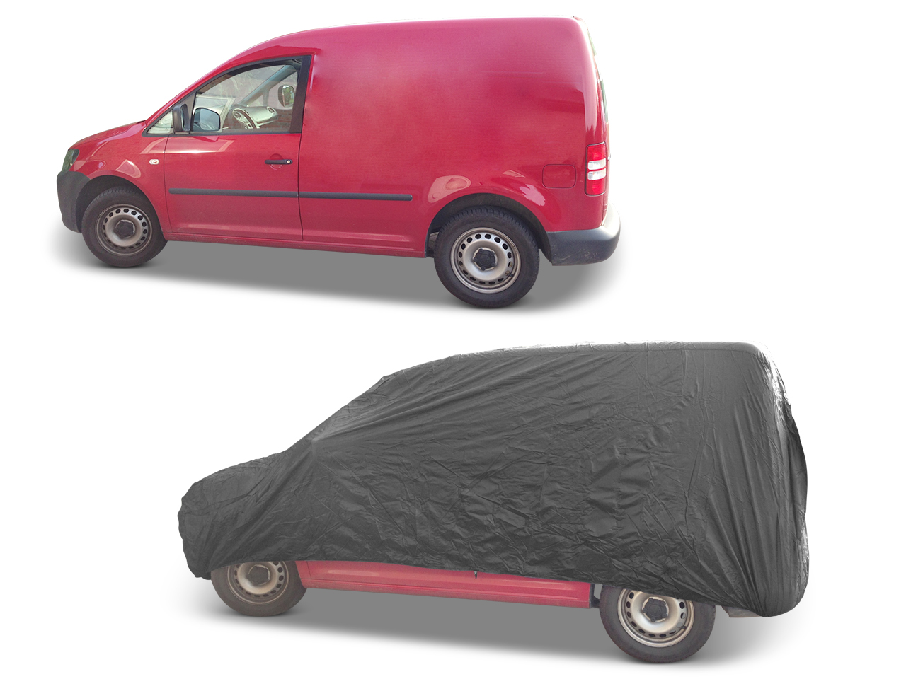 car cover autoabdeckung ganzgarage f r vw caddy 2k maxi. Black Bedroom Furniture Sets. Home Design Ideas